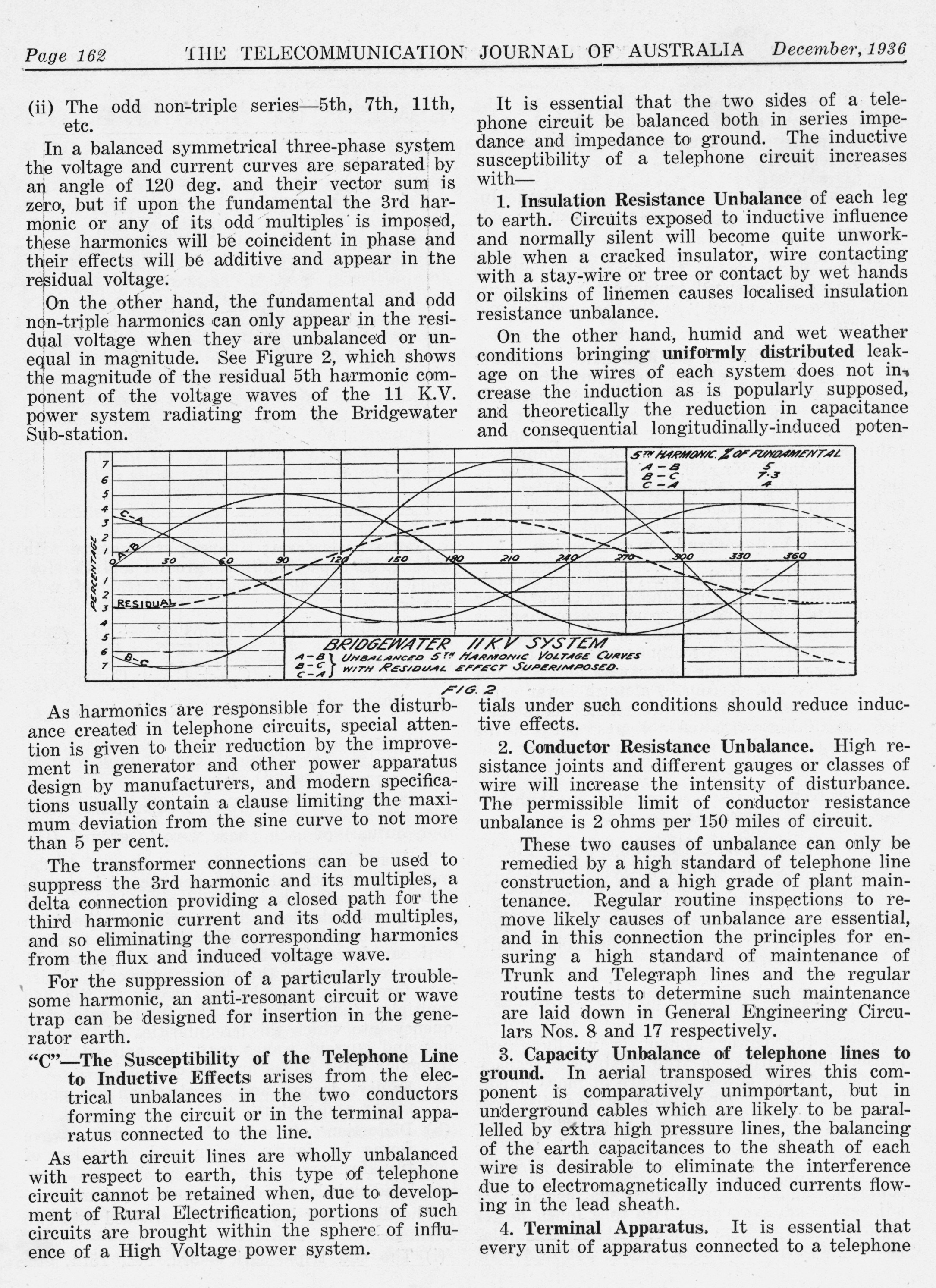 Page three of historical paper