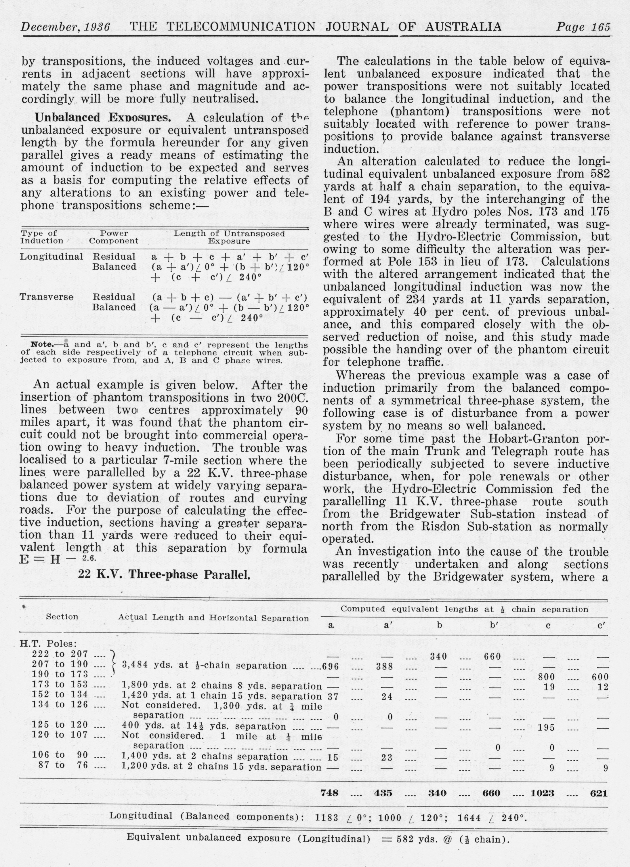 Page six of historical paper