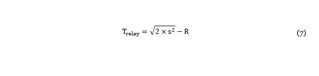Equation 7. Theoretical Execution Time