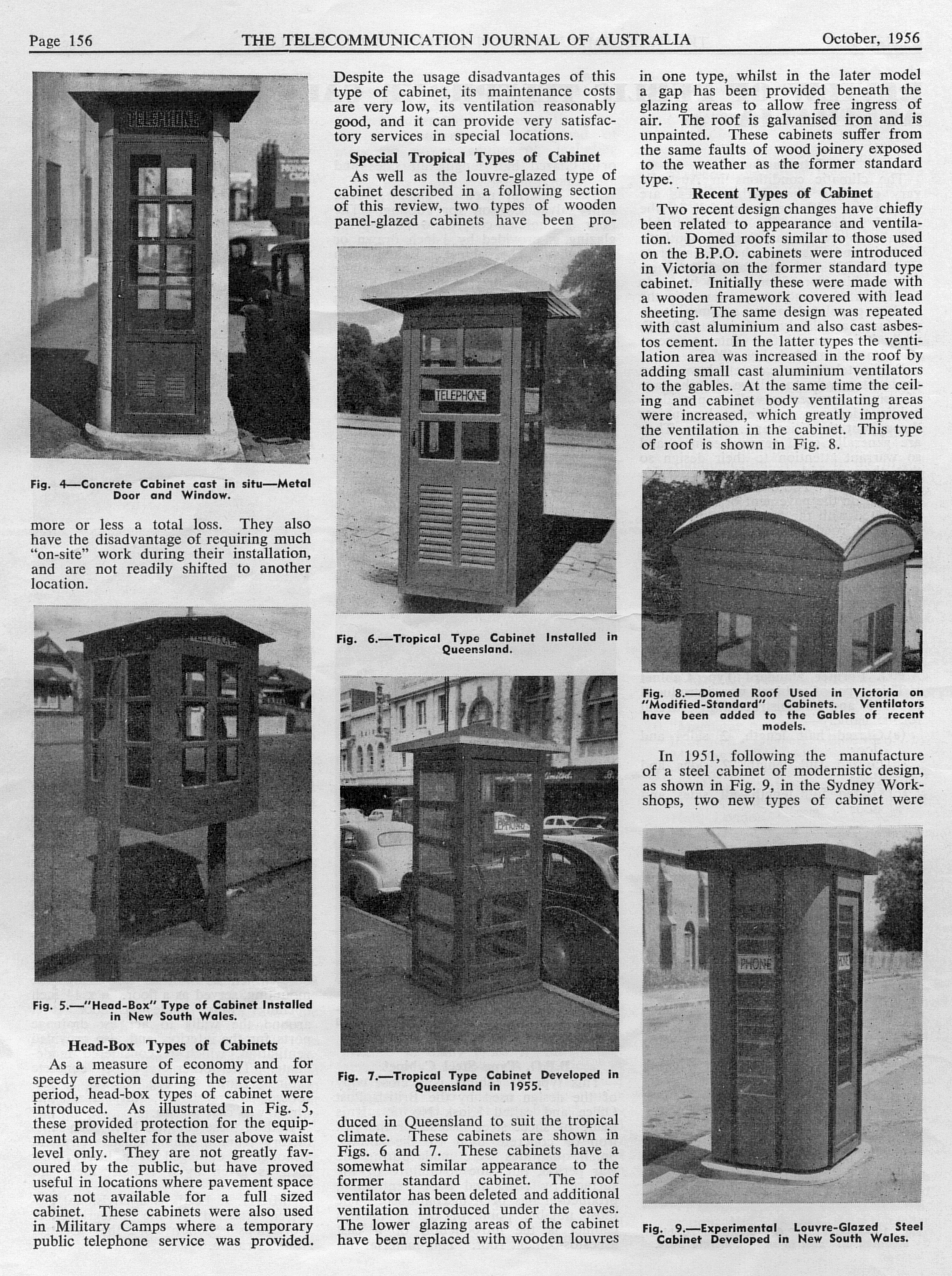 Public Telephone Cabinets In Australia Telsoc