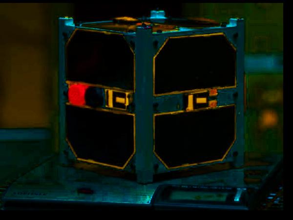 Figure 1 - CubeSat