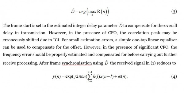 Equation 3 to 4